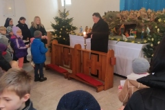 Vánoční program